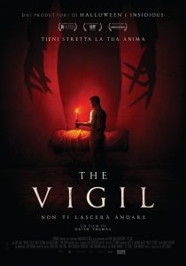 The Vigil - Poster - Think Movies