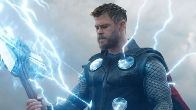 Thor - Chris Hemsworth - Think Movies