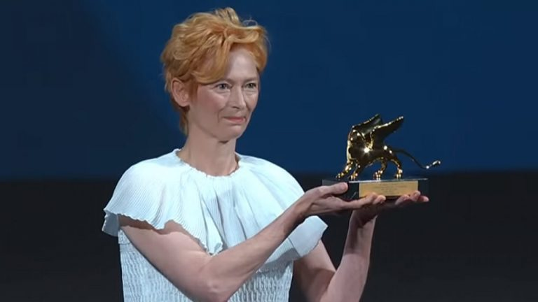 Venezia - Tilda Swinton - Think Movies