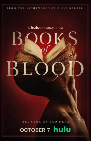 Books of Blood - Poster - Think Movies