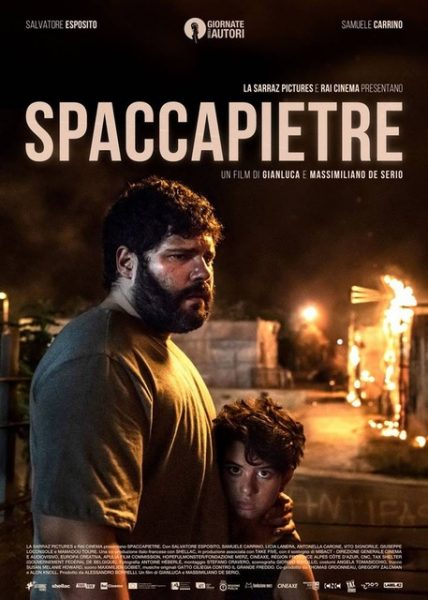 Spaccapietre Poster - Think Movies