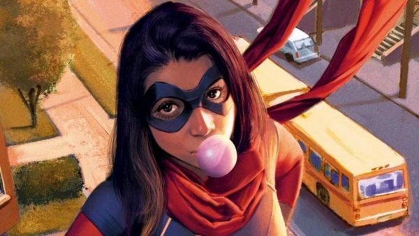 Ms Marvel - Think Movies