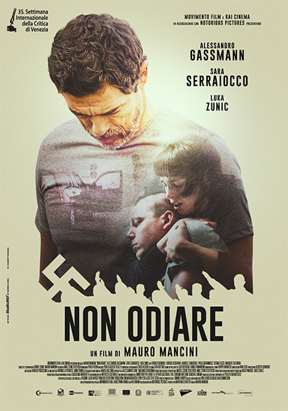 Non Odiare - Poster - Think Movies