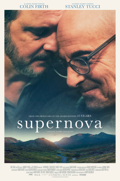 supernova Poster - Think Movies
