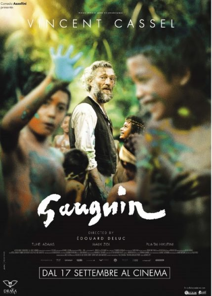 Gauguin - Poster Ufficiale - Think Movies