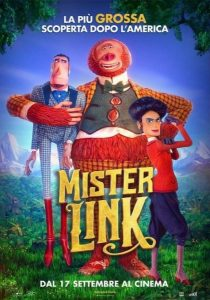 Mister Link - Poster - Think Movies