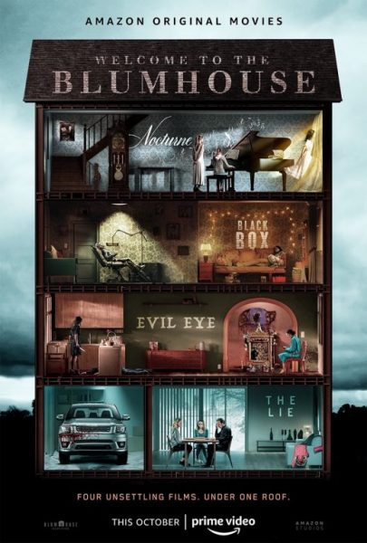 welcome-to-the-blumhouse Poster Think Movies