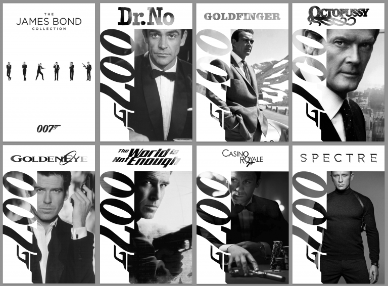 007 - home video - Think Movies