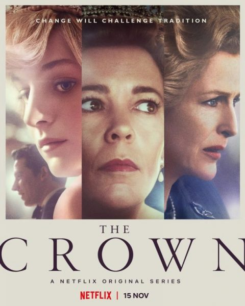 The Crown - Poster - Think Movies