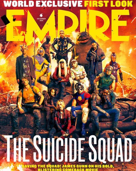 The Suicide Squad - Empire - Think Movies