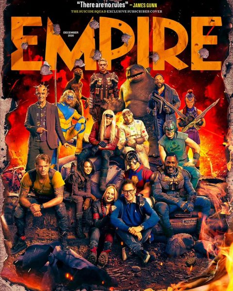 The Suicide Squad - Empire - 1 - Think Movies