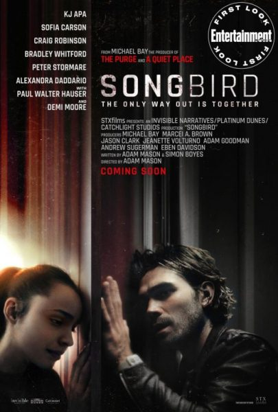 Songbird - Poster - Think Movies