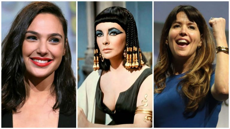 Cleopatra - Gadot - Jenkins - Think Movies