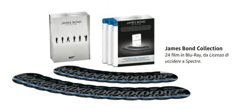 "Dall' 8 ottobre ""007 James Bond Collection"" (1)"