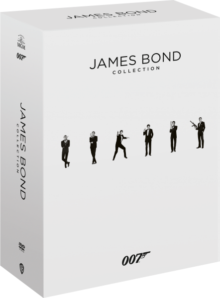 "Dall' 8 ottobre ""007 James Bond Collection"" (2)"