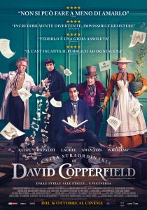 David Copperfield poster Think Movies