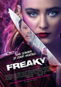 Freaky - Poster - Think Movies