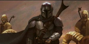 The Mandalorian - Concept 1 - Think Movies