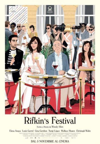 Rifkins Festival - Poster - Trailer - Think Movies