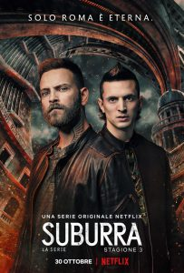 Suburra - Terza Stagione - Poster - Think Movies