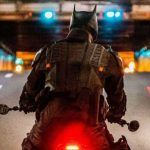 The Batman - Robert Pattinson - Moto - Think Movies