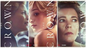 The Crown - Character Poster - Think Movies