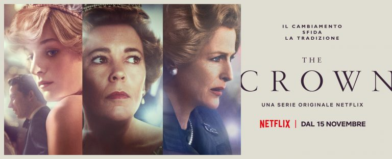 TheCrown - Locandina - Think Movies