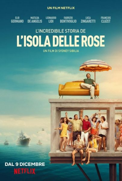 L'isola - Poster - Netflix - Think Movies