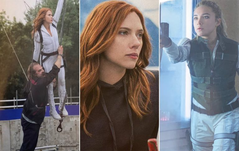Black Widow - Nuove Immagini - Think Movies