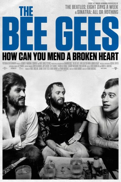 Bee Gees - Poster - Think Movies