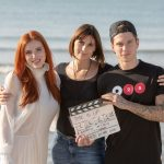 Bella Thorne, Elisa Amoruso, Benjamin Mascolo_Photo Credit Donato Sileo per Dakota Think Movies
