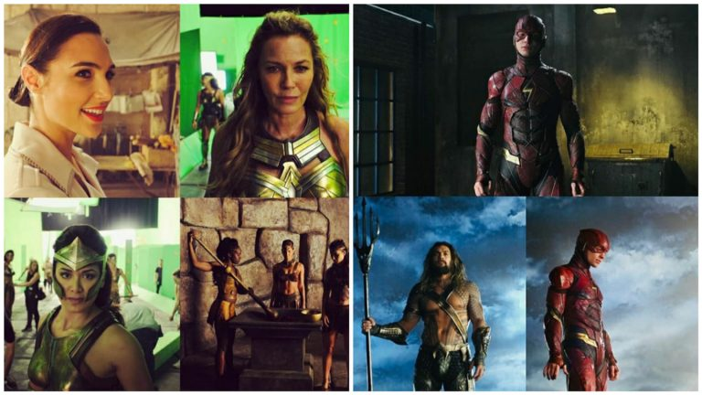 Justice League - Snyder - set - Think Movies Think Movies