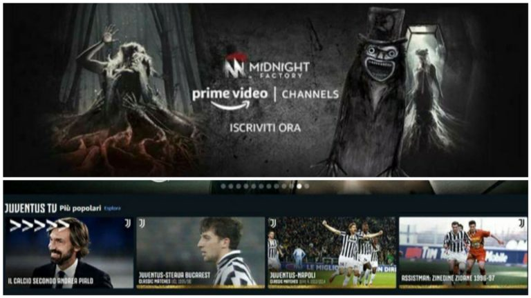 Midnight Factory - Prime Channels - Think Movies