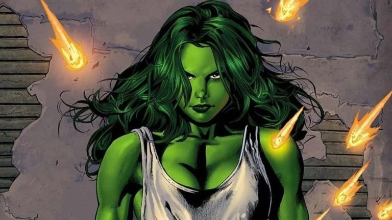 She - Hulk - serie tv - Think Movies