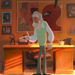 """Session with Stan"": Stan Lee torna in un corto animato nato da una sua vecchia registrazione"