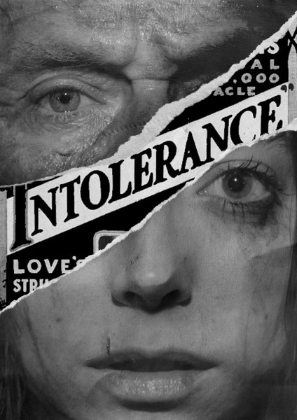 TEASER POSTER Intolerance - Think Movies