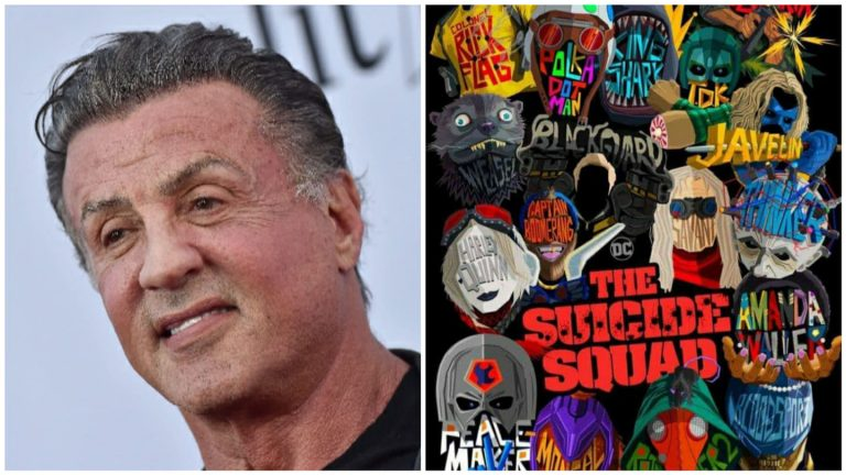 The Suicide Squad - Silvester Stallone - Think Movies