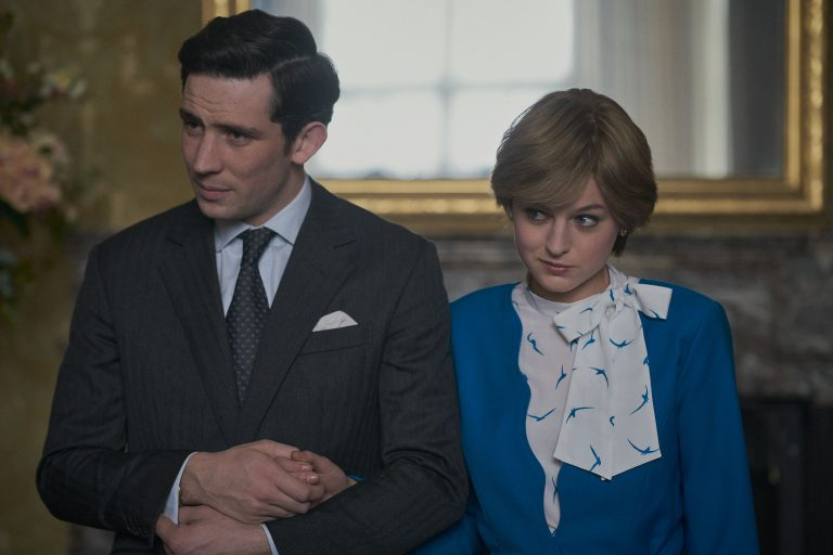 The Crown S4 - Netflix - 2 - Think Movies
