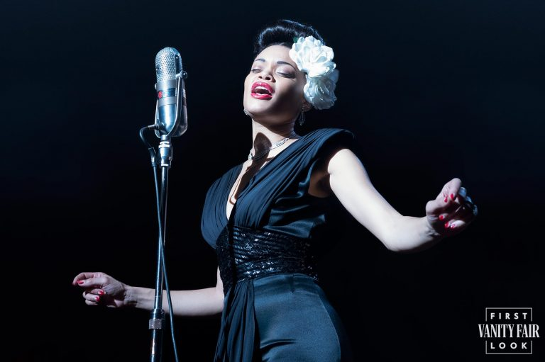 billie-holiday-first-look- Think Movies