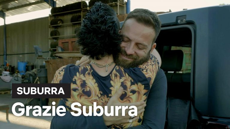 Suburra - Ultimo giorno di set - Think Movies