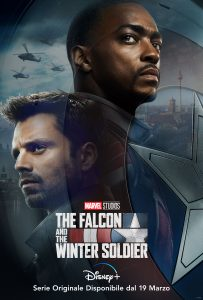 The Falcon and the Winter - Poster - Think Movies ...
