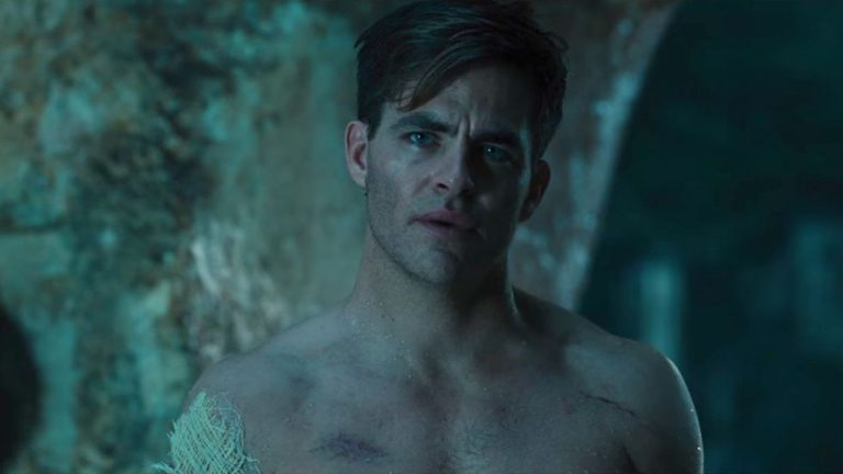 """""""Dungeons & Dragons"""": Chris Pine in trattive per il live - action"""