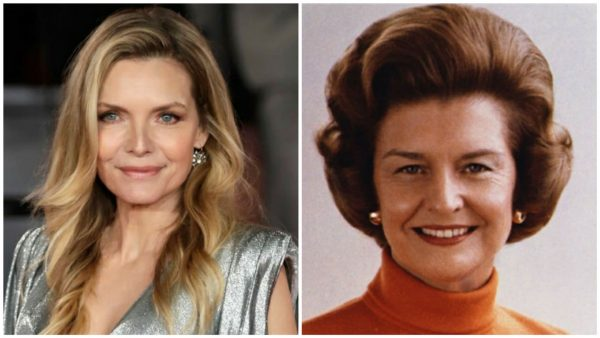 """The First Lady"": Michelle Pfeiffer sarà Betty Ford nella serie antologica targata Showtime"