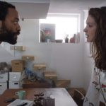 """Locked Down"": il Trailer Ufficiale del film con Chiwetel Ejifor e Anne Hathaway"