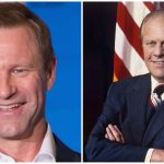 """The First Lady"": Aaron Eckhart sarà il presidente Gerald Ford nella serie Showtime"