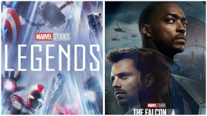 """Marvel Studios: Legends"": in arrivo 4 episodi dedicati a ""The Falcon and the Winter Soldier"""