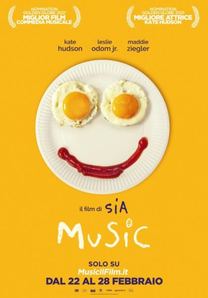 """Music"": prossimamente in streaming il film di SIA"