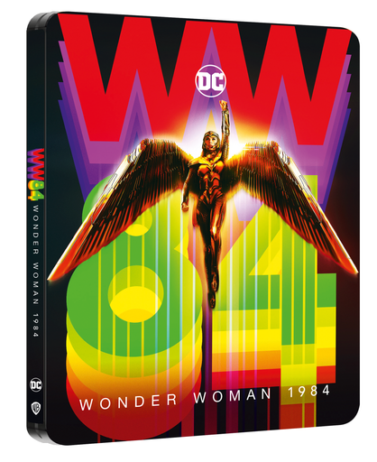 """Wonder Woman 1984"" dal 12 marzo in DVD, Blu-Ray, 4K e Steelbook 4K"