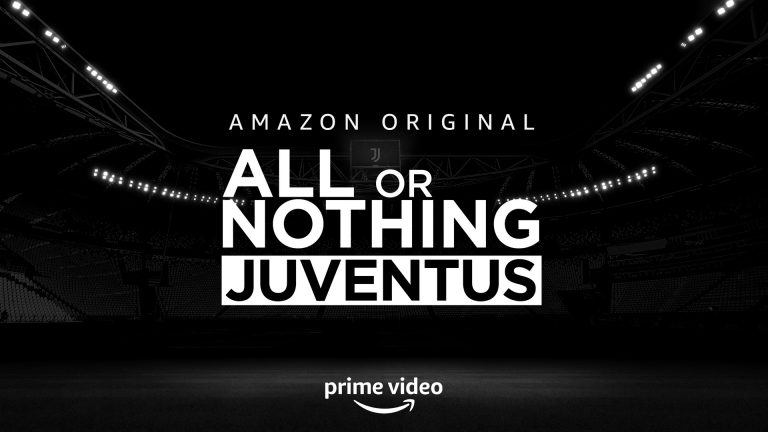 """All or Nothing: Juventus"": Amazon annuncia la nuova docu – serie italiana"