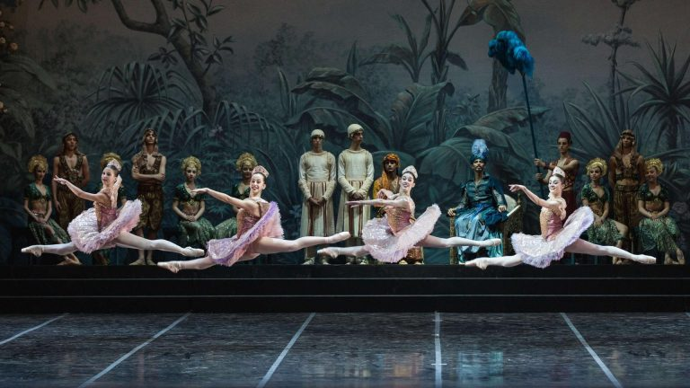 """La Bayadère Divertissement"": in streaming gratuito domenica 7 marzo"